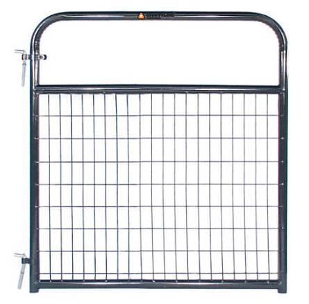 4 ft. L x 50 in. H Wire Filled Gate