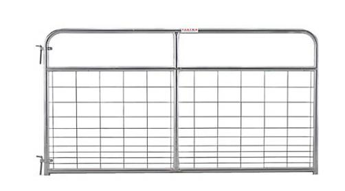 10 ft. L x 50 in. H Wire Filled Gate