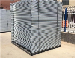 Temporary fence panels Economical pre-galvanised finish or hot dipped galvanized for durability