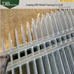 Pressed Steel Fence Pickets