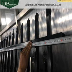 Picket Steel Fencing