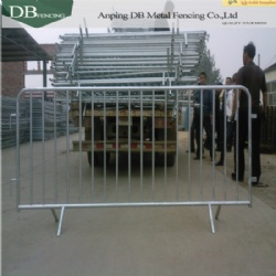 High quality galvanized steel barricades