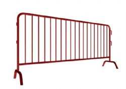 Hot-dip galvanized Barricade barriers